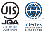 ISO 9001・ ISO 9002 認証取得